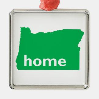 Oregon Home Christmas Ornament