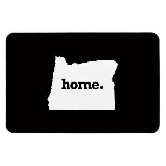 Oregon Home Rectangular Photo Magnet