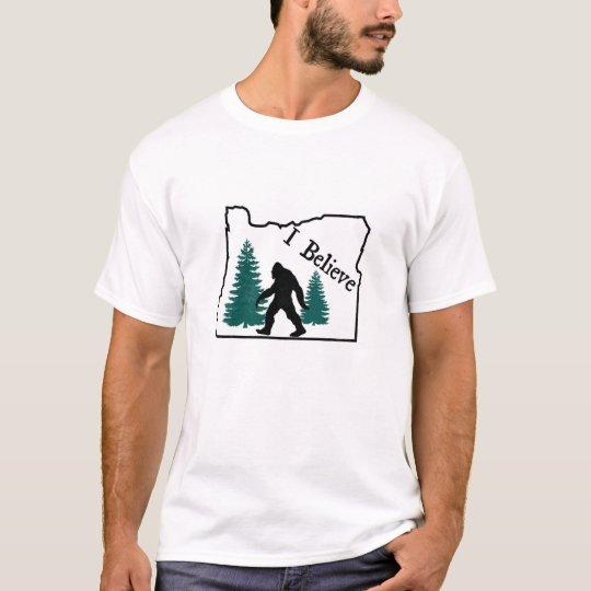 Oregon I Believe T-Shirt