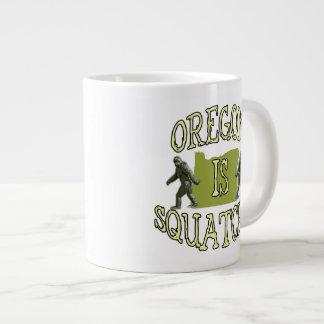 Oregon Is Squatchy Jumbo Mugs