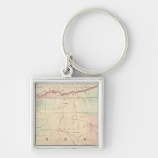 Oregon Key Ring