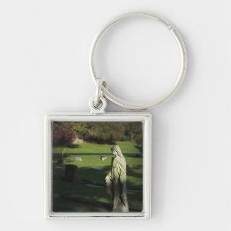 Oregon, Lake Oswego, Oswego Pioneer Cemetery Key Ring