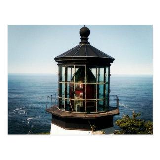 Oregon Lighthouse Postcard