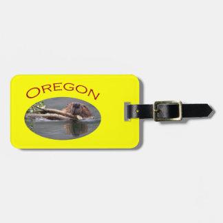 Oregon Luggage Tag