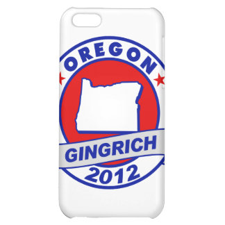 Oregon Newt Gingrich iPhone 5C Covers