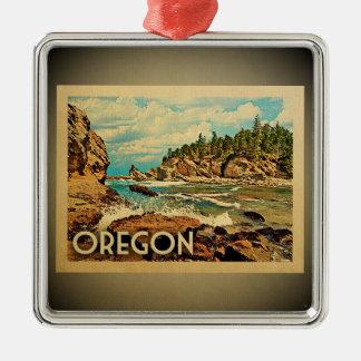Oregon Ornament Vintage Travel