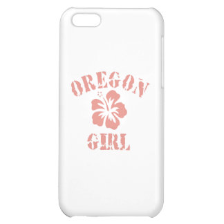 Oregon Pink Girl iPhone 5C Covers