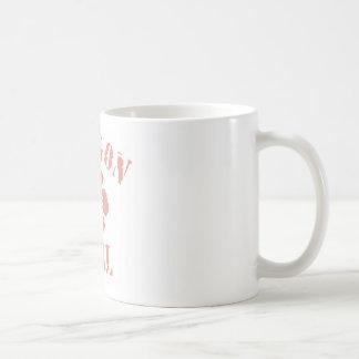 Oregon Pink Girl Coffee Mug