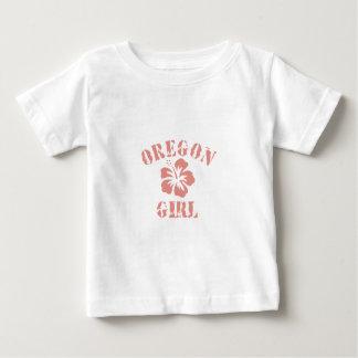 Oregon Pink Girl T-shirt