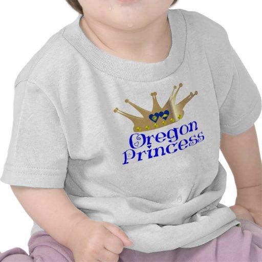 Oregon Princess T-shirt