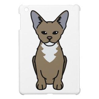 Oregon Rex Cat Cartoon Case For The iPad Mini