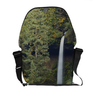 Oregon, Silver Falls State Park, North Falls Courier Bag