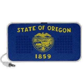 Oregon State Flag Travel Speaker