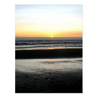 Oregon Sun Sink Postcard