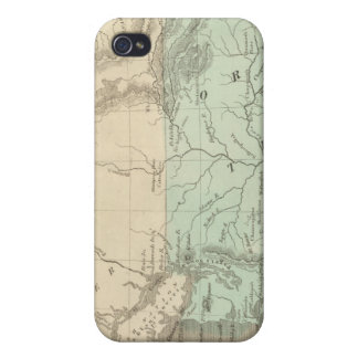Oregon Territory iPhone 4 Covers