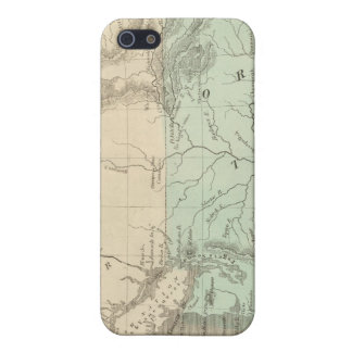 Oregon Territory Case For iPhone 5/5S