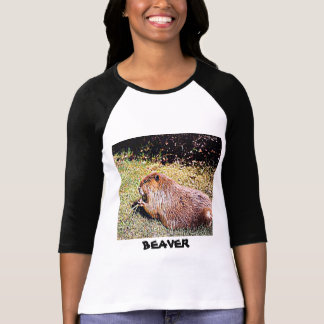 Oregon The Beaver State T-Shirt