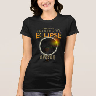 OREGON Totality Solar Eclipse I Was There T-Shirt