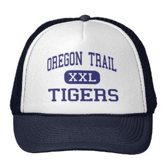 Oregon Trail - Tigers - Junior - Olathe Kansas Cap