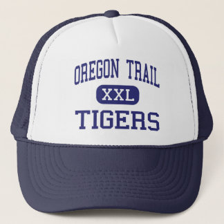 Oregon Trail - Tigers - Junior - Olathe Kansas Trucker Hat
