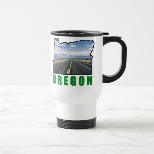 Oregon Travel Mug - Left Handed