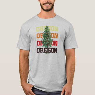 oregon tree T-Shirt