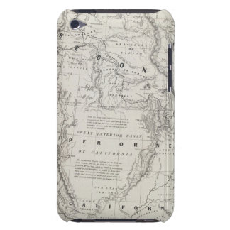 Oregon, Upper California and New Mexico 2 iPod Touch Case-Mate Case