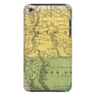 Oregon, Upper California iPod Touch Cases