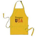 Oregon USA! Apron