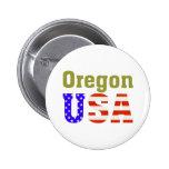 Oregon USA! Buttons