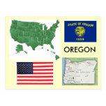 Oregon, USA Post Cards