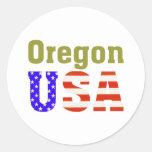 Oregon USA! Sticker