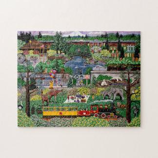 Oregon Zoo Puzzle