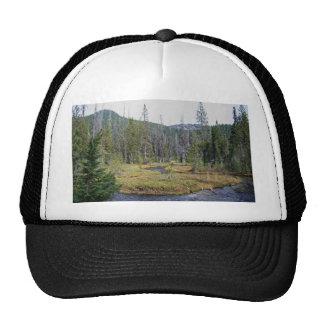 Oregons Beautiful Cascade Mountains Cap