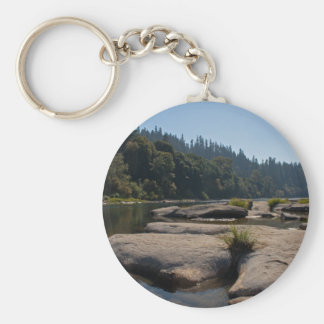 Oregon's Beautiful Umpqua River Key Ring