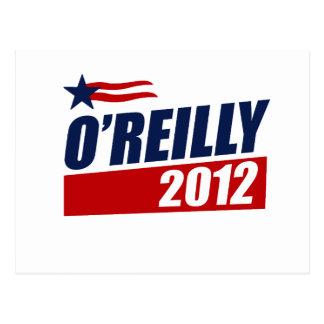 O'REILLY 2012 POSTCARD