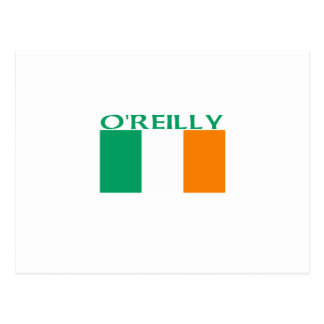 O'Reilly Post Cards