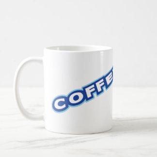"Oreo logo style ""Coffee"" Mug"