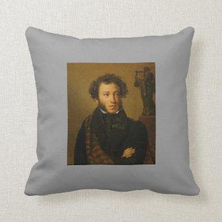 Orest Kiprensky- Portrait of Alexander Pushkin Cushion