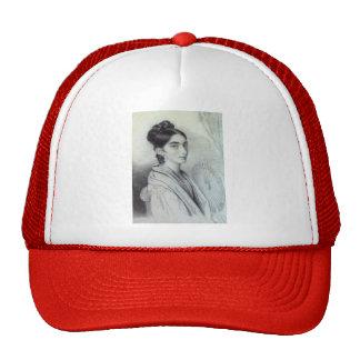 Orest Kiprensky- Portrait of Countess Sophia Hat