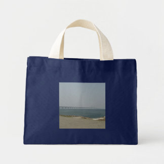 Oresund Bridge Mini Tote Bag