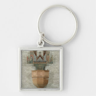 Organ, 1390 key ring