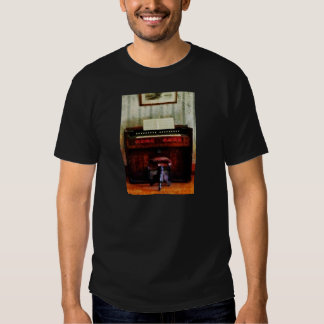 Organ and Swivel Stool Shirts