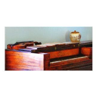 Organ and Violin Photo Cards