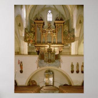 Organ, c.1618 poster