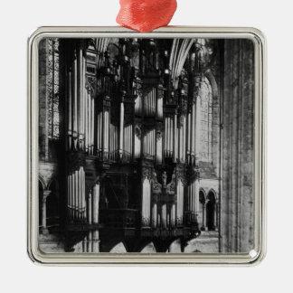 Organ Christmas Ornament