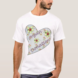 Organ Donation T-Shirt
