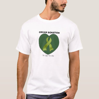 Organ Donation: The Gift Of Life T-Shirt