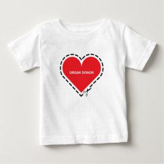 Organ Donor Infant T-Shirt