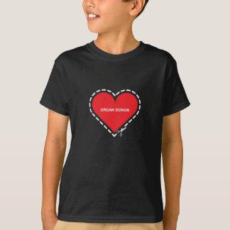 Organ Donor Kids' Dark T-Shirt